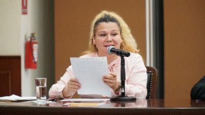 Arremete diputada contra relación UAS-PAS en informe de Morena