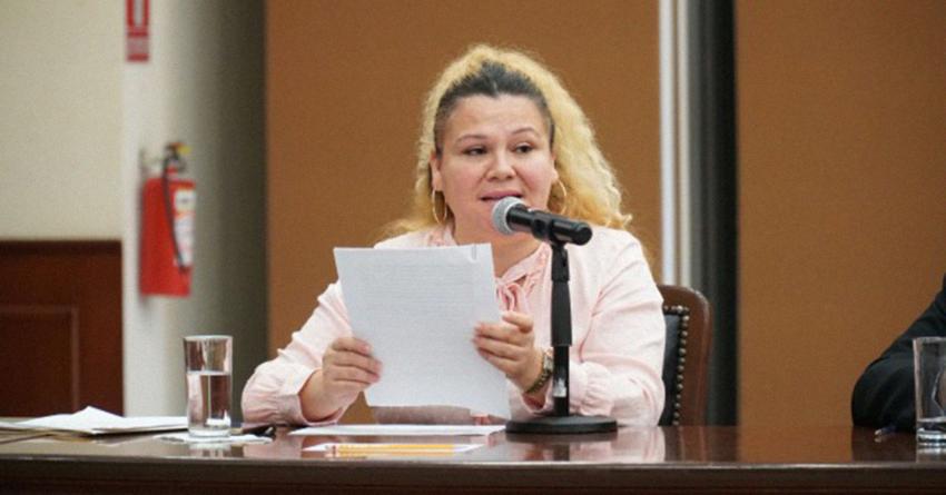 Queríamos que el grupo parlamentario de Morena perteneciera a las bases: Zárate
