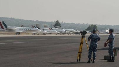 Juez suspende de manera indefinida la construcción del aeropuerto en Santa Lucía