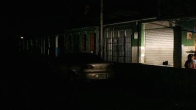 Robo de cableado genera apagones, calles oscuras y semáforos averiados en Culiacán