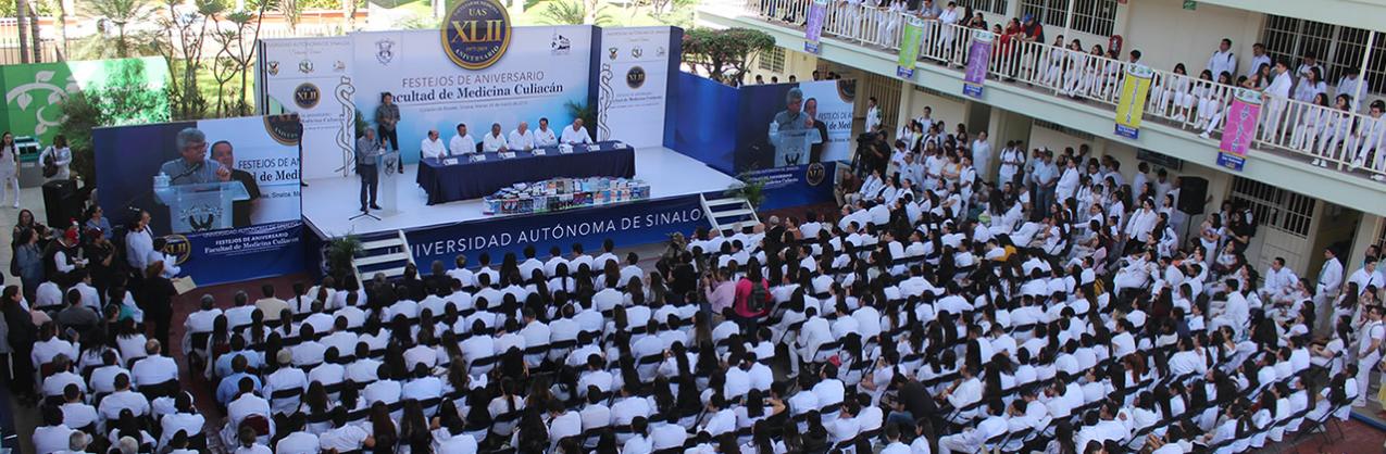 Admisión UAS   Pocas áreas para prácticas limitan espacios en medicina: rector