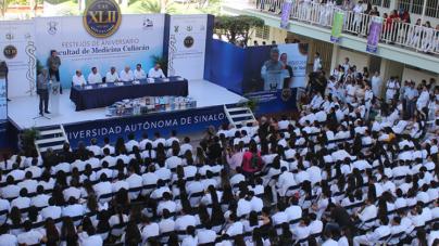 Admisión UAS | Pocas áreas para prácticas limitan espacios en medicina: rector