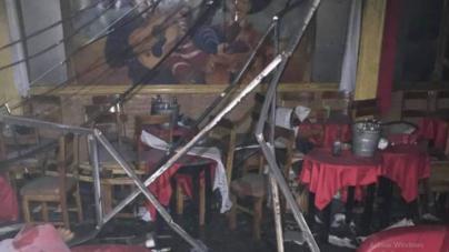 Queman bar 'El Caballo Blanco' en Veracruz; suman más de 25 fallecidos
