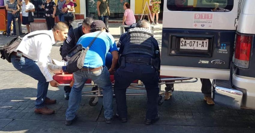 Fallece Leilannie, joven arrollada en junio por camión urbano en el Centro de Culiacán