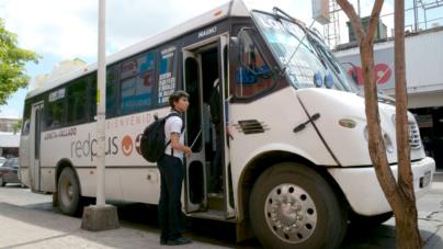 DENUNCIA | Ya iniciaron clases y camiones siguen cobrando pasaje completo a estudiantes