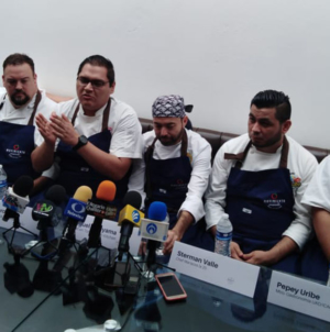 """Chefs crean movimiento """"Cocinando por Sinaloa""""; buscan apoyar a la Ciudad de los Niños"""