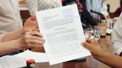 Concluye Congreso foros de consulta indígena; recibe iniciativa de Ley
