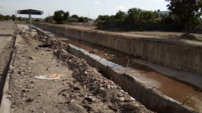 DENUNCIA | Vecinos de Prados del Sol denuncian obra de canal pluvial sin terminar