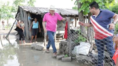 Fonden no llega | Detectan 394 viviendas de lámina dañadas por lluvias en Sinaloa