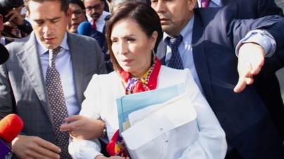 La Estafa Maestra | Vinculan a proceso a Rosario Robles; va a prisión preventiva