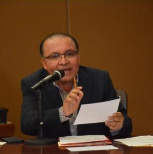 'Aberración legislativa' publicar decretos de cuentas públicas en Diario Oficial, acusa Sergio Jacobo Gutiérrez