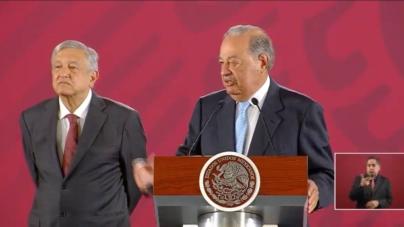 Acuerdo de gasoductos permitirá a Grupo Carso invertir en el País: Carlos Slim