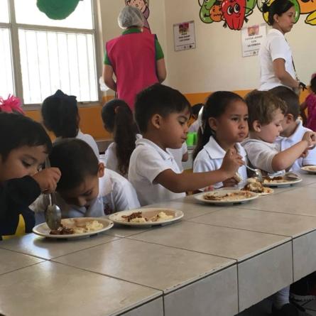 Sin lonche   No hay evidencia de 19 mdp para comidas en Escuelas de Tiempo Completo
