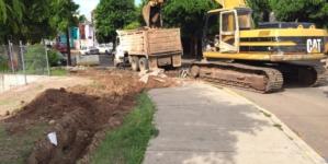 Alerta Vial | Cerrada por 15 días calle Salvador Alvarado en Infonavit Humaya