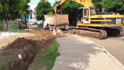 Alerta Vial   Cerrada por 15 días calle Salvador Alvarado en Infonavit Humaya