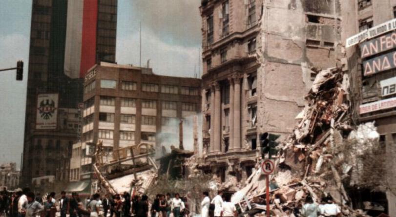 Efecto ESPEJO | Terremoto del 19-09-85: ¿hemos aprendido la lección?