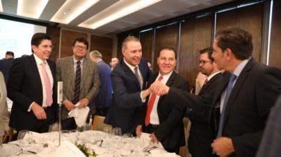 Ven industriales en Quirino, un gobernador 'ejemplo' en México