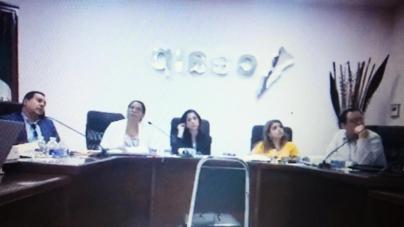 Abren por 1ra vez sesión del Comité Coordinador Anticorrupción