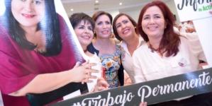 El día que el priismo sinaloense apapachó a Rosario Robles