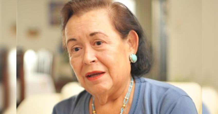 Biblioteca Pública llevará nombre de 'Rosa María Peraza'   ¿Quién fue esta destacada sinaloense?