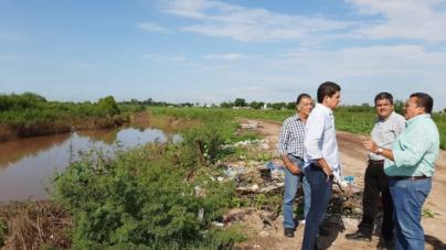 Al rescate del dren Cedritos   Buscan solucionar descarga de aguas residuales