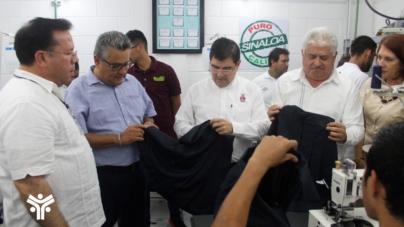 Reinserción social | En Mazatlán, convictos confeccionan uniformes escolares gratuitos