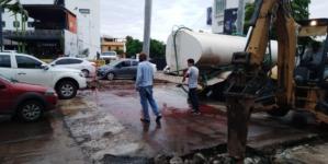 Cambio | Retiran Cruce Seguro del Parque Acuático; instalarán semáforo peatonal