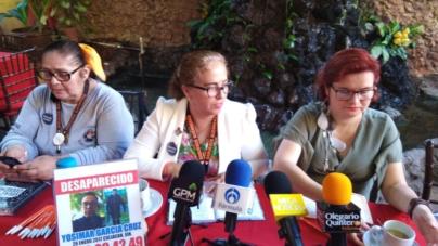 Acusan 'dedazo' | Sabuesos Guerreras buscan revocar a Comisionado Estatal de Búsqueda