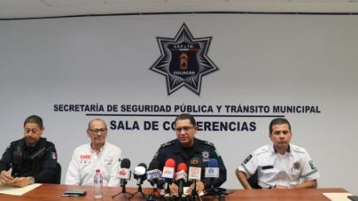 Preparados más de 700 elementos de la SSPyTM para resguardar festejos patrios en Culiacán