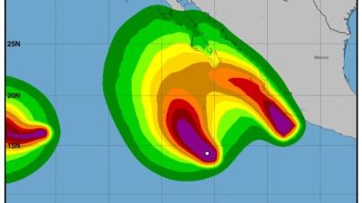 Exhorta SSPyTM a extremar precauciones ante posibles remanentes de tormenta Lorena