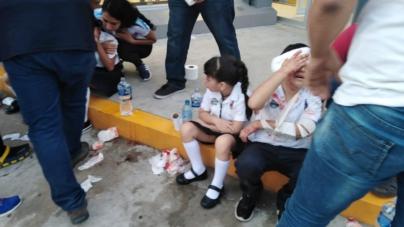Tras accidente de combi escolar, Sepyc espera que se atienda petición de semáforo