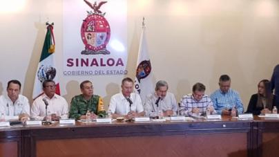 A partir de las 3PM empezará a sentirse 'Narda' en Culiacán