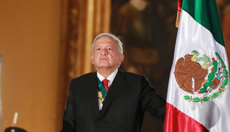 Efecto ESPEJO | López Obrador llama a la reconciliación nacional