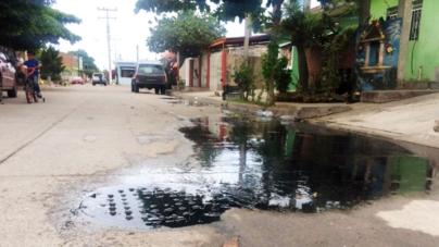 Efecto ESPEJO   Las ciudades de Sinaloa vomitan aguas negras