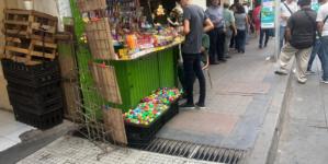 ¿El centro que merece Culiacán? | Desorden y anarquía se vive en primer cuadro de la ciudad