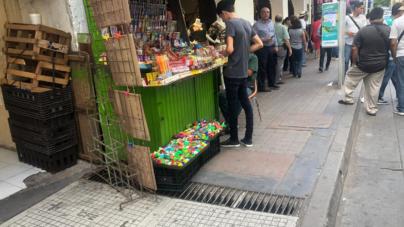 ¿El centro que merece Culiacán?   Desorden y anarquía se vive en primer cuadro de la ciudad