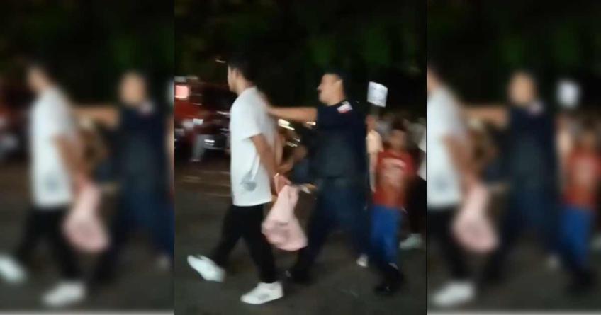 ¿Abuso policial? | Esta es la versión de Edgar, el joven detenido por bailar previo al Grito en Culiacán