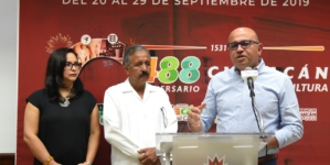 Con artistas locales celebrarán el 488 Aniversario de Culiacán