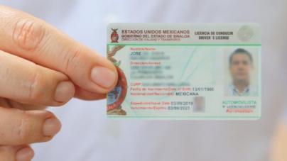 Conductores internacionales | Sinaloa cuenta ya con una nueva licencia válida en el extranjero