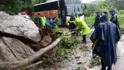 Días tormentosos | Estos son los estragos que 'Narda' ha causado por el país