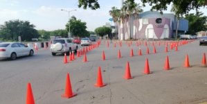 Inician planeación de paso peatonal en Facultad de Estudios internacionales de la UAS