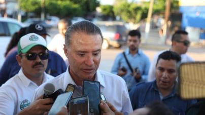 Quirino anuncia 150 mdp para rehabilitar la carretera Las Brisas-Culiacán