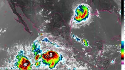 Zona sur de Sinaloa en alerta azul por tormenta tropical Lorena: Protección Civil