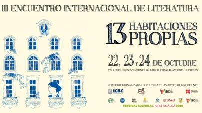 '13 Habitaciones Propias' | Poetisas Latinoamericanas dirigirán el 3er Encuentro Internacional de Literatura
