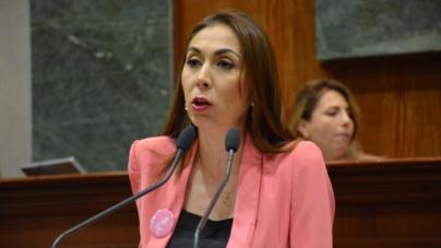 Combatir el rezago legislativo ampliando duración de los periodos de sesiones, propone la diputada Ana Cecilia Moreno Romero