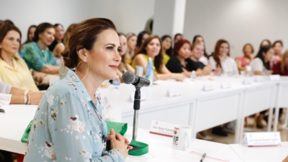 El Voluntariado DIF Sinaloa tiene gran vocación para servir: Rosy Fuentes