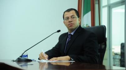 José Alfredo Beltrán asume presidencia de la Ceaip