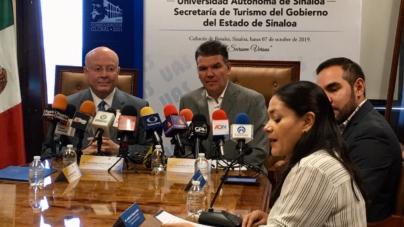 SECTUR y UAS firman convenio para que estudiantes y trabajadores disfruten el programa Viajando Puro Sinaloa