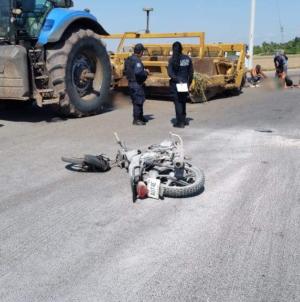 Accidente en Navolato | Tres menores de edad pierden la vida en choque con tractor