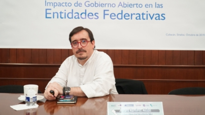 Gobierno Abierto transforma instituciones y relaciones: Álvaro Ramírez